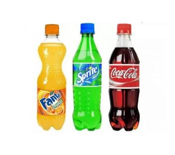 Fountain drinks (Coca-Cola, Fanta, Sprite)